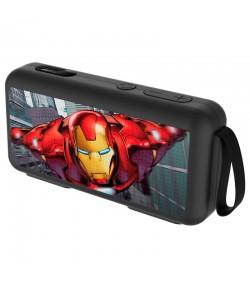Coluna Bluetooth Marvel Homem de Ferro 3W