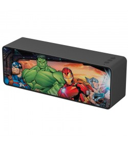 Coluna Bluetooth Marvel Avengers 10W
