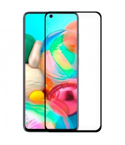 Película Samsung A715 Galaxy A71, S10 Lite e Note 10 Lite Preta